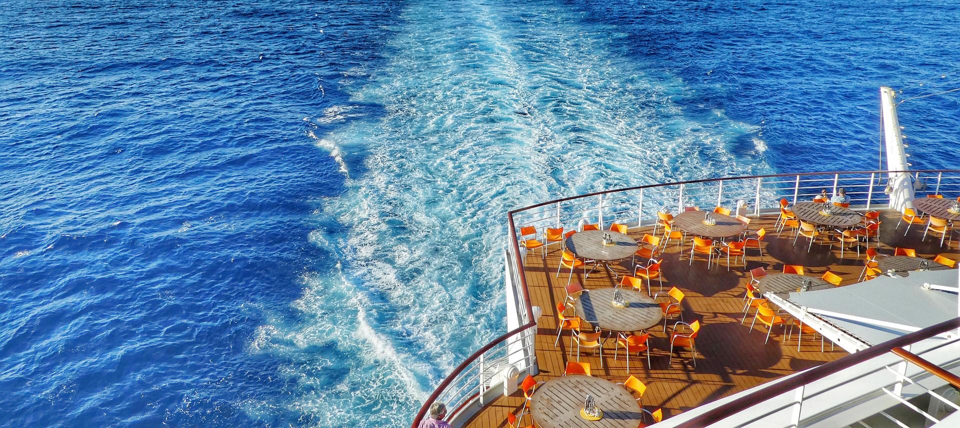Shipmanagement companies target passenger ships