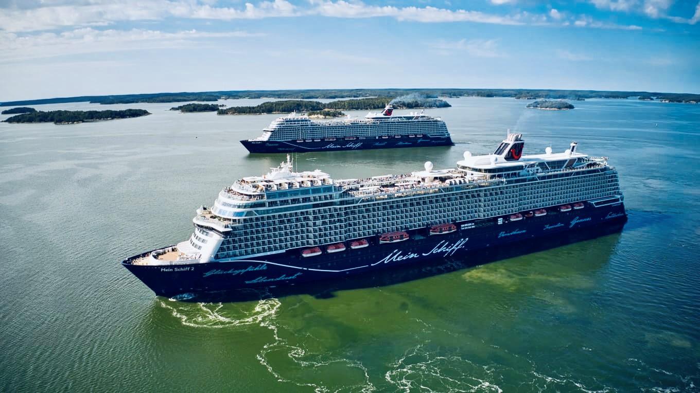 COLUMBIA recruits medical staff for TUI Cruises